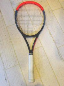 ウイルソン テニスラケット クラッシュ