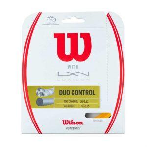 ウイルソン ガット DUOコントロール