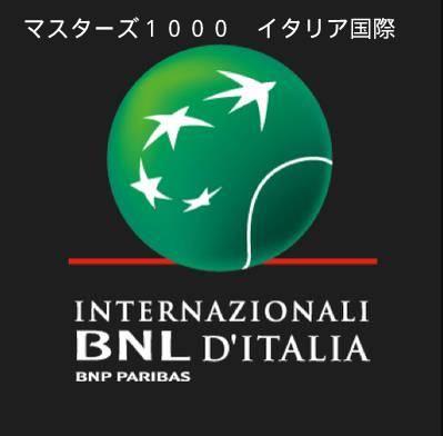 2021マスターズ1000イタリア